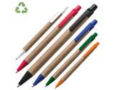 Kugelschreiber aus recyceltem Papier