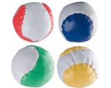 Anti-Stress-Ball mit Kunststoffgranulatfüllung