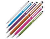 Kunststof pen met touchfunctie